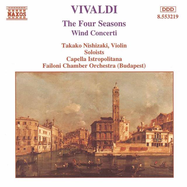 """""""这首雄浑而又质朴可爱的曲子"""" 维瓦尔第:小提琴协奏曲套曲《四季》"""