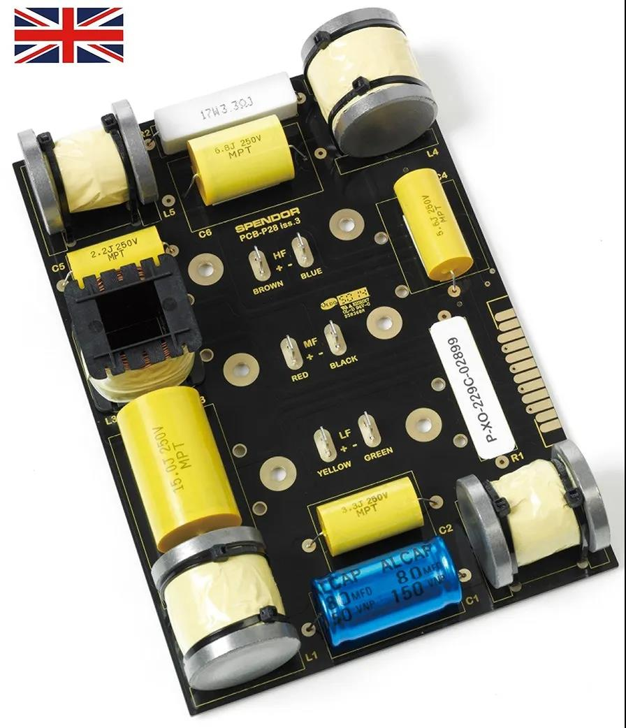 新品 | 纯正BBC血统,60年誉满全球的英国Spendor斯奔达音箱