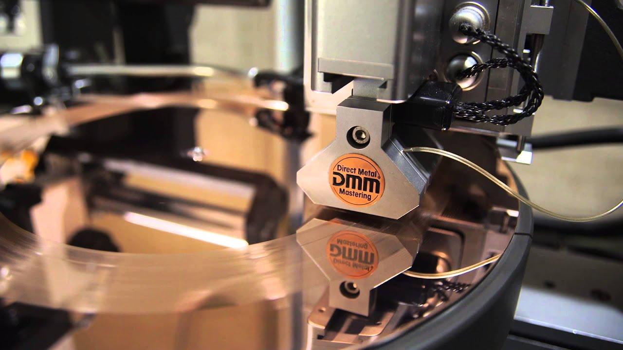 关于黑胶 | 什么是DMM刻版呢?