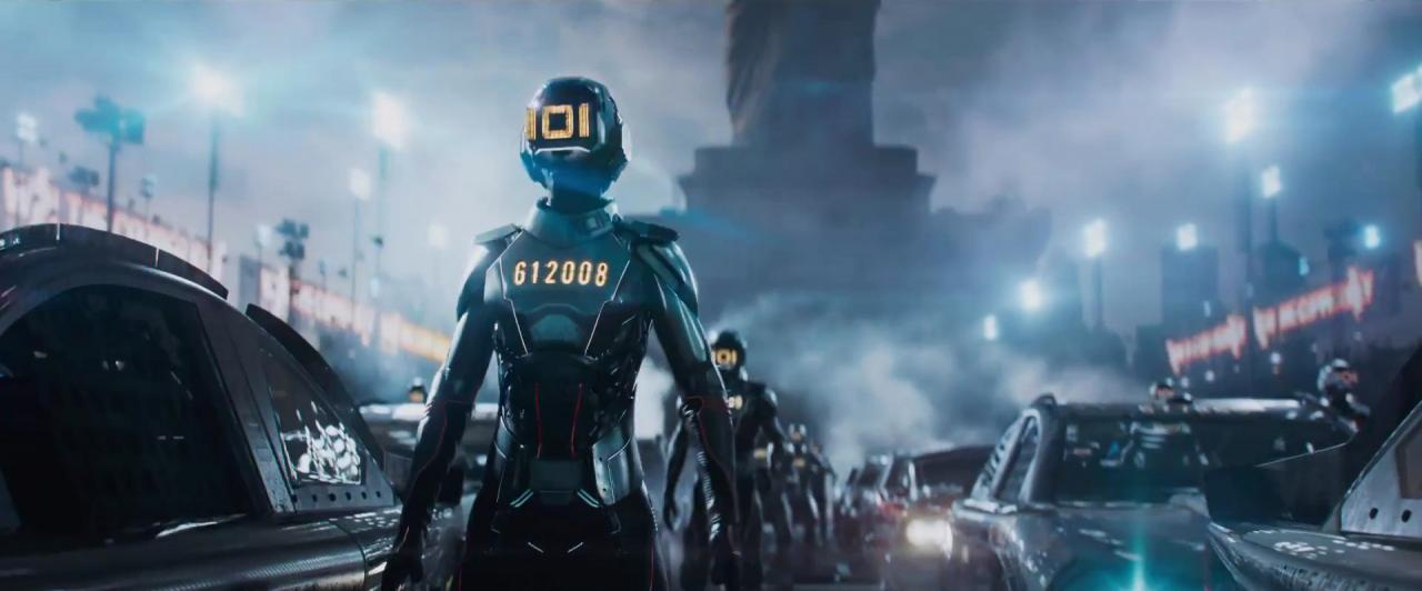 Awesome First Trailer for Ready Player One | Sci-Fi Movie