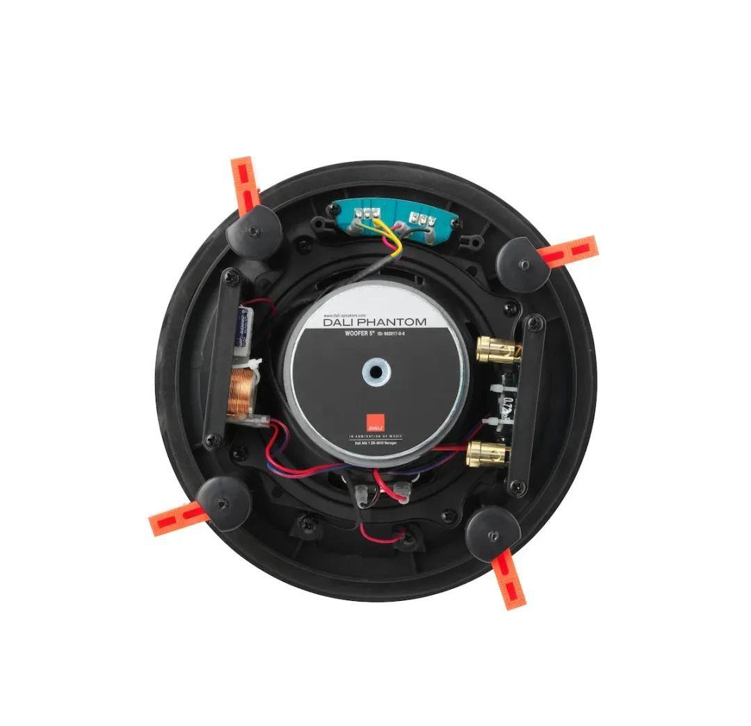 产品   隐于无形,震撼你心——DALI PHANTOM定制安装系列音箱(二)