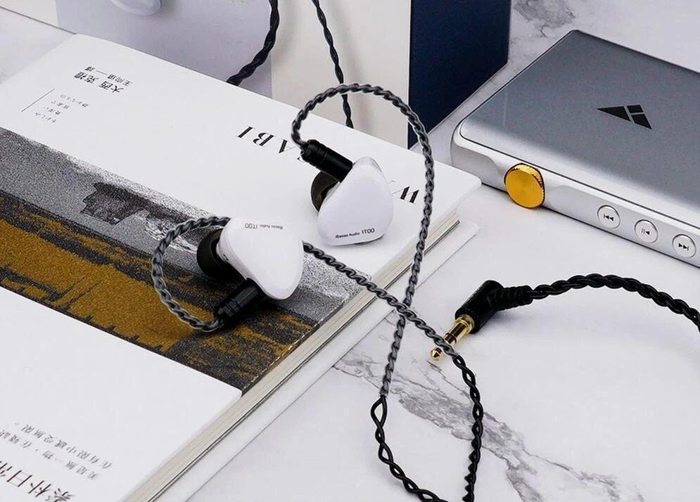 """新品   """"新一代入门机""""iBasso IT00入耳式耳机"""