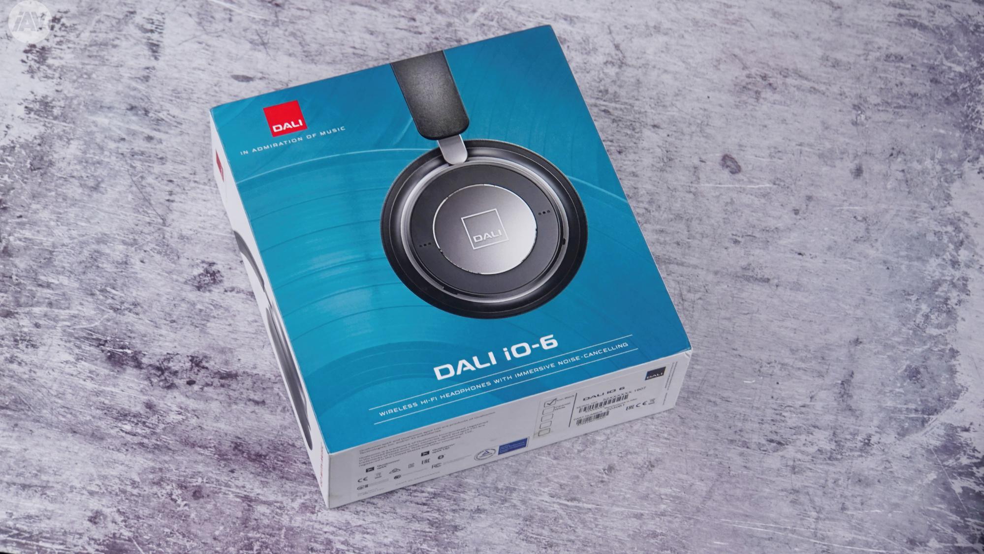 """试玩   """"久听不累,降噪加成""""DALI 达尼 IO-6 无线降噪耳机"""