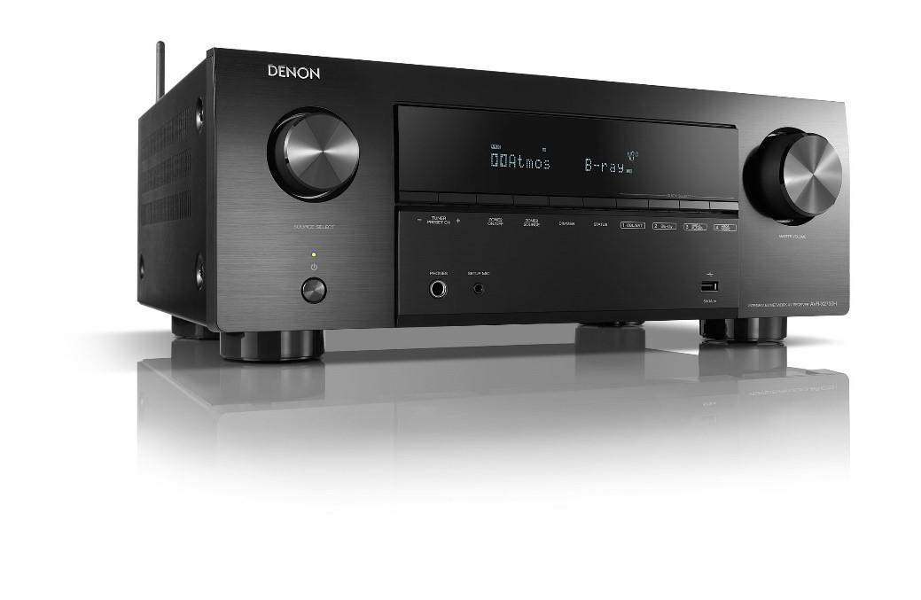 新品   Denon天龙推出最新支持8K的AV功放 AVR-X2700H