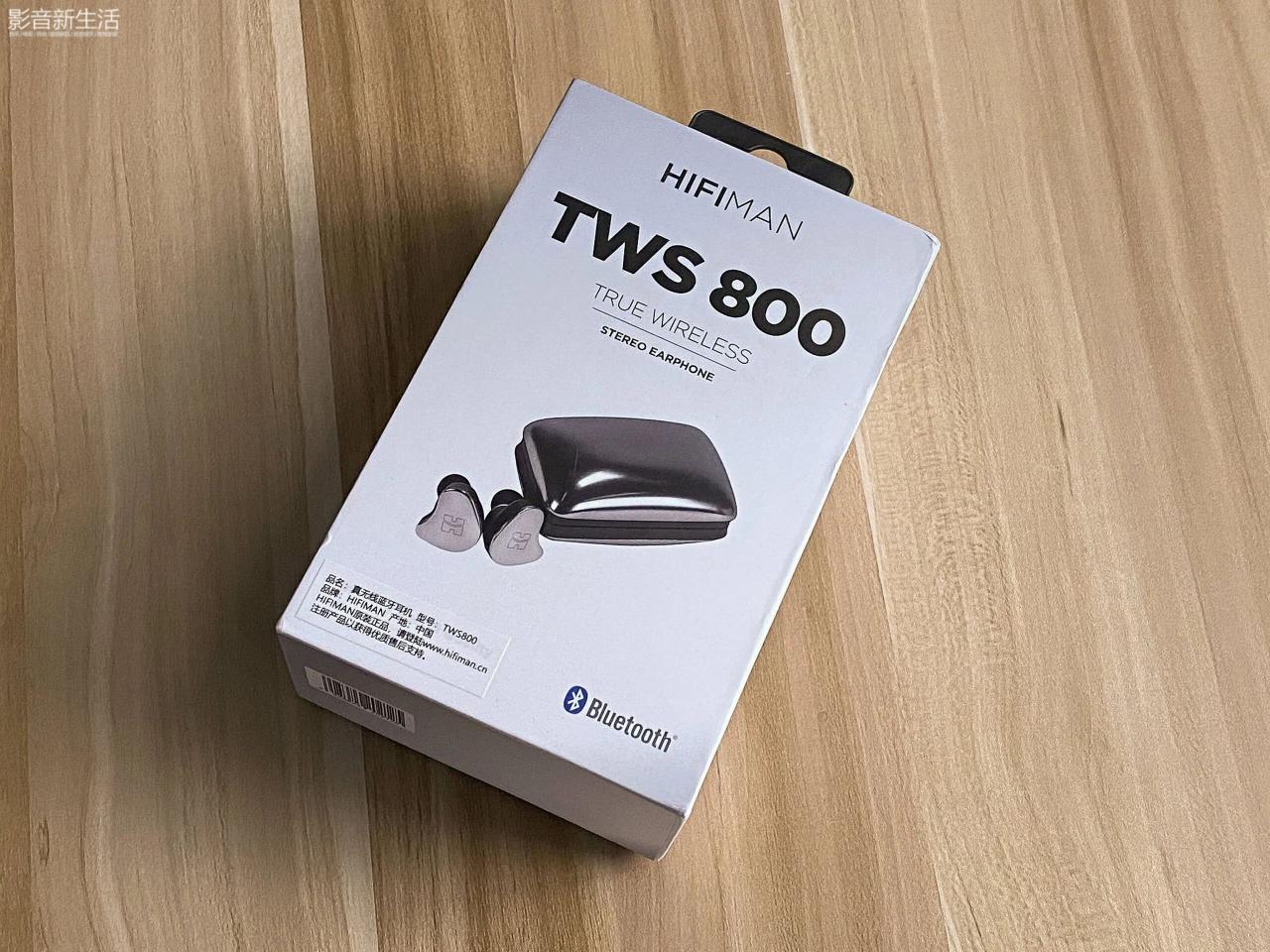 "试听 ""随时随地享受高品质音乐""HIFIMAN TWS800"