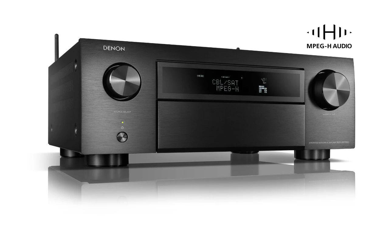 Sound United旗下天龙和马兰士家庭影院产品支持MPEG-H三维声技术-视听圈