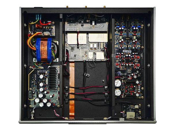 """新品丨""""采用 R2R ladder DAC 芯片""""Cary Audio DMS-700 串流播放机"""