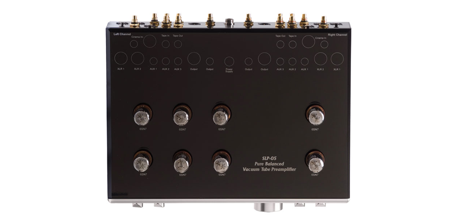 """新品丨""""全平衡结构""""Cary Audio SLP-05两件式旗舰前级扩大机"""