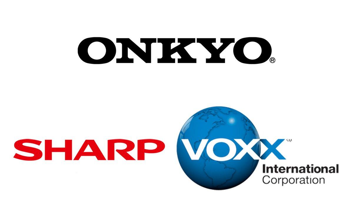 消息丨SHARP与Voxx以33亿日元买下Onkyo家庭影音业务