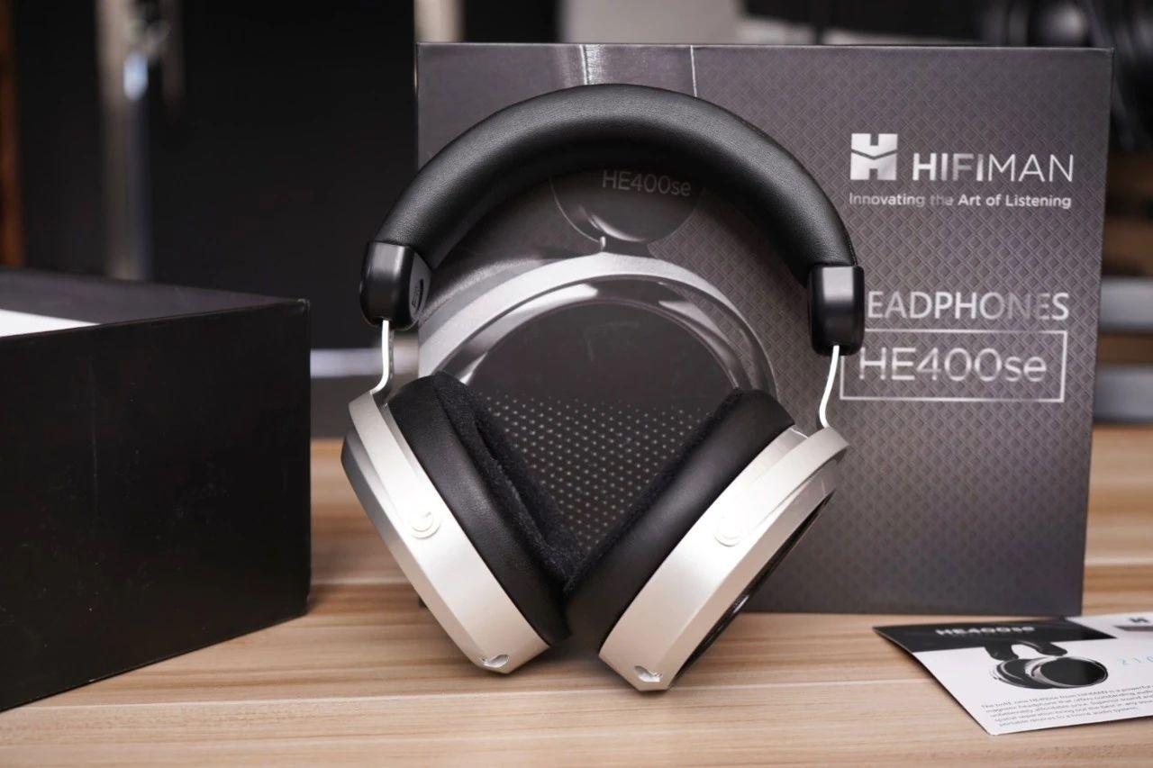 """推荐丨""""听过最高性价比的耳机""""HIFIMAN HE400SE"""