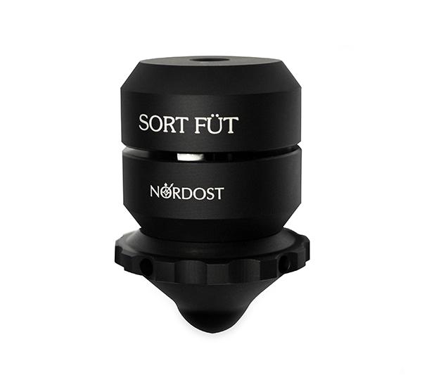 """新品丨""""四层复合机械谐振控制""""Nordost Sort Fut 避振脚钉"""