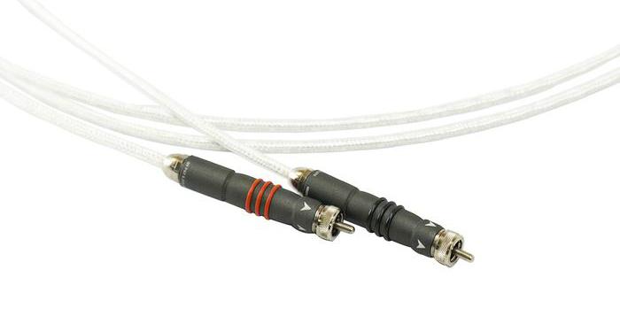 """新品丨""""内藏专利「黑科技」""""High Fidelity Cables CT-2 RCA信号线"""