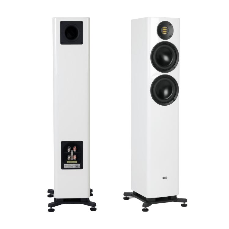 """新品丨""""纤细体态低频下探 30 Hz""""Elac Solano FS287 落地音箱"""