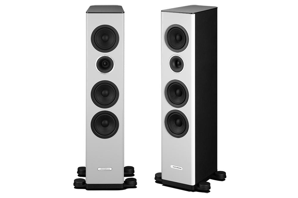"新品丨""独特箱中箱技术""Audio Solutions Overture O304F落地音箱"