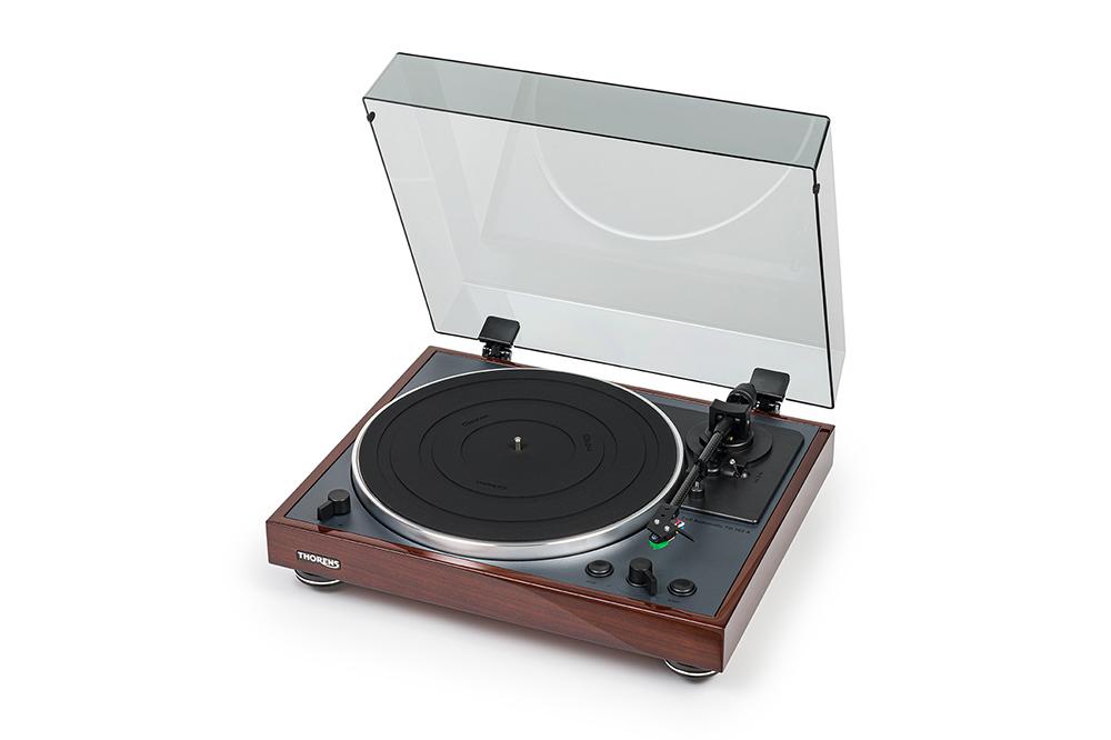 """新品丨""""放黑胶跟放CD一样简单""""Thorens TD102A 黑胶唱盘"""