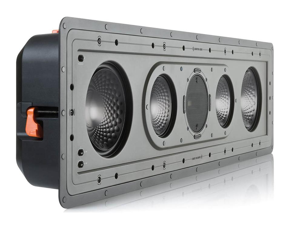 """新品丨""""全密闭音箱""""Monitor Audio CP-IW460X 入墙式音箱"""