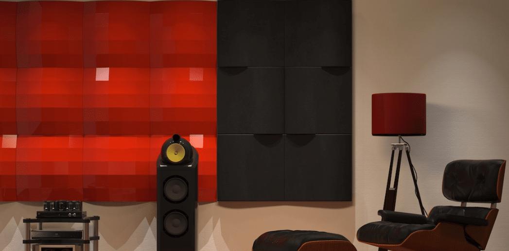 关于声学 吸音板与隔音板的区别