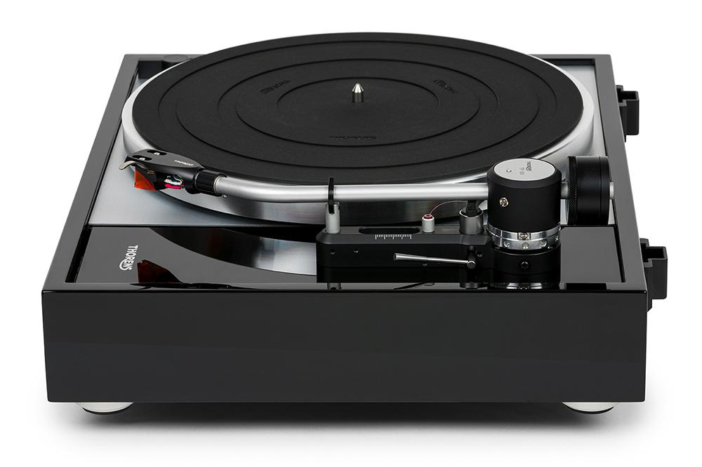 """新品丨""""经典不灭的皮带驱动软盘""""Thorens TD 1500 黑胶唱盘"""